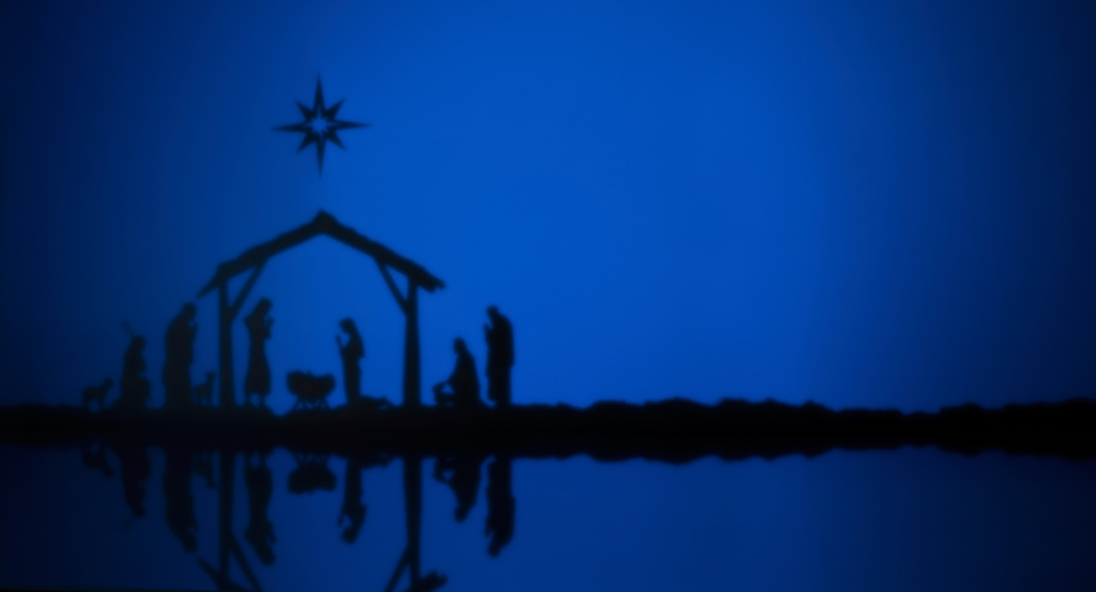 Nativity-Silhouette-ARt