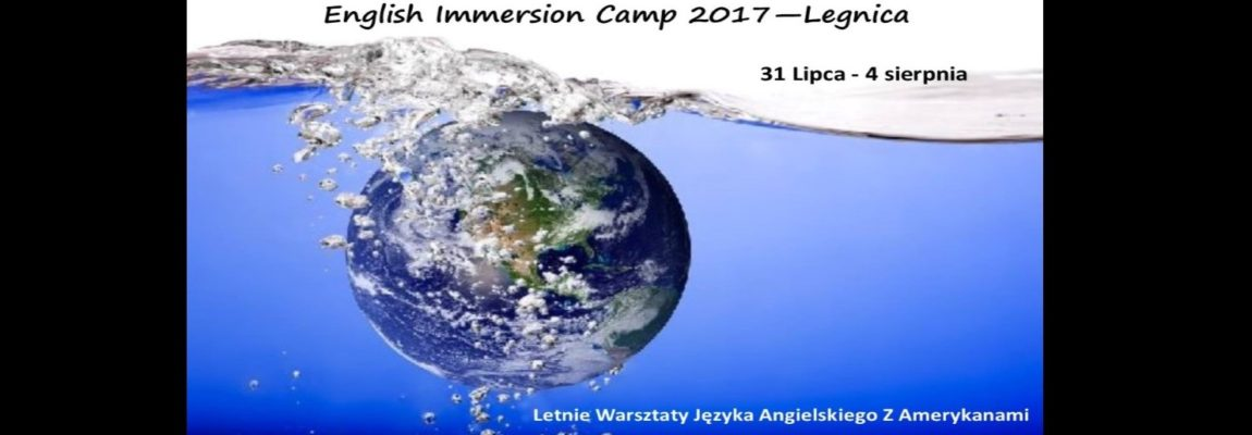 English Immersion Camp 2017 – Legnica